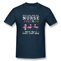WOMENS WE RE MORE THAN JUST NURSE FRIENDS Were More Than Just Nurse Friends Were TeePu (2) Men's Basic Short Sleeve T-Shirt