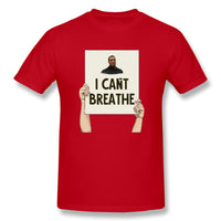 I Cant Breathe George Floyd Yy Men's Basic Short Sleeve T-Shirt