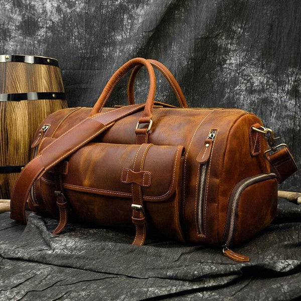 Authentic Handcrafted Leather Bags/Backpacks/Purse & Luggage
