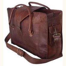 Load image into Gallery viewer, 14 Inch Leather Laptop/satchel/briefcase Premium Leather