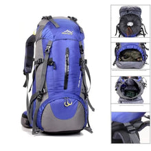 Load image into Gallery viewer, 50l Sports Bag Outdoor Travel/climbing/trekking Backpack Premium Leather