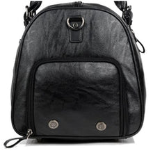 Load image into Gallery viewer, Authentic Leather Duffel and Sports Training Bag Premium Leather