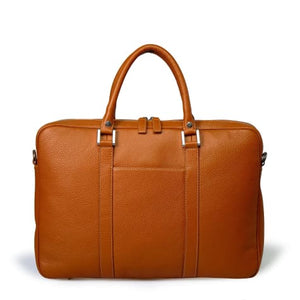 Bellini Arbia Men's Laptop Briefcase Messenger Bag Premium Leather