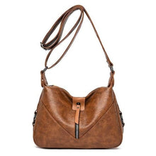 Load image into Gallery viewer, Bolsa Leather Fashion Soft Shoulder Bag Premium Leather