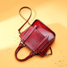 Load image into Gallery viewer, Designer de Luxe Leather Women's Hand & Crossbody Bag Premium Leather