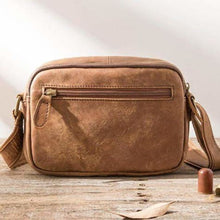 Load image into Gallery viewer, Full Grain Leather Cross Body Shoulder Bag/casual Satchel Bag Premium Leather