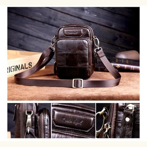 Hatch Designer Leather Small Crossbody Bag