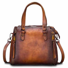Load image into Gallery viewer, Incroyablement Belle Leather Laptop/satchel and Women's Handbag Premium Leather