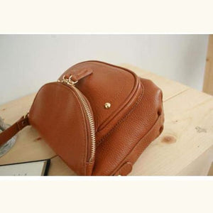 Italian Leather Classic Womens Handbag /satchel