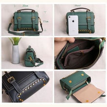 Load image into Gallery viewer, Ladies' Leather Organizer Purse/handbag Premium Leather
