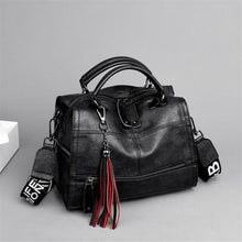 Load image into Gallery viewer, Leather Luxury Designer Purse & Crossbody Bag for Women Premium Leather