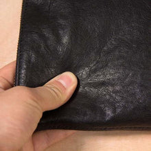 Load image into Gallery viewer, Leather Trendsetter Envelope Messenger Bag & Clutch Premium Leather