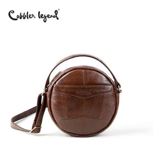 Mini Leather Crossbody/shoulder Bag for Women & Girls Premium Leather