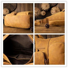 Load image into Gallery viewer, Modern Fashion Leather Messenger,crossbody & Shoulder Bag Premium Leather