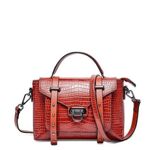 Load image into Gallery viewer, Nouvelle Mode Women's Leather Hand/shoulder/crossbody Bag Premium Leather