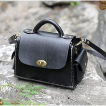 Load image into Gallery viewer, Opulant Leather Fashion Women's Crossbody Satchel & Handbag Premium Leather