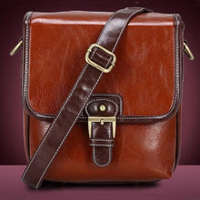 Load image into Gallery viewer, Photography Retro Leather Camera Bag Premium Leather