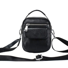 Load image into Gallery viewer, Small Pukka Leather Cross Body Shoulder Bag Premium Leather