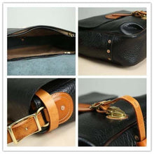 Load image into Gallery viewer, Stunning Imported Leather Satchel & Messenger Bag