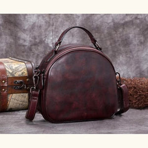 Très Belle full Grain Leather Satchel/laptop/shoulder Bag Coffee Premium Leather