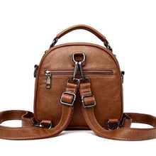 Load image into Gallery viewer, Wall Street Leather Handbag & Crossbody Bag Premium Leather