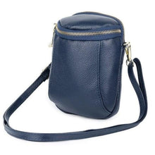 Load image into Gallery viewer, Women's Authentic Leather Crossbody Hip Bag Premium Leather