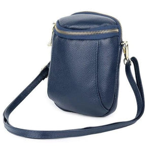 Women's Authentic Leather Crossbody Hip Bag Premium Leather
