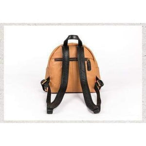 Womens Designer Leather Backpack & Crossbody Bag