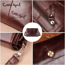 Load image into Gallery viewer, Women's Elegant Vintage Crossbody & Shoulder Bag Premium Leather