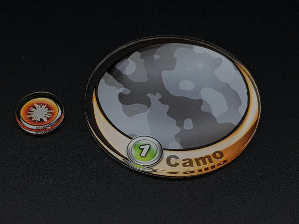 Micro Art Studio Infinity Tokens Camo Metro 55mm (2) P00104 - Hobby Heaven
