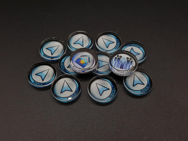 Micro Art Studio Infinity Tokens