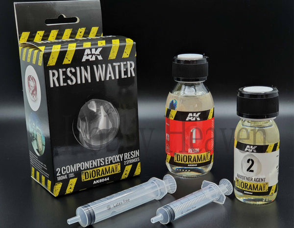 AK Interactive Resin Water 375ml Diorama Effects - Hobby Heaven