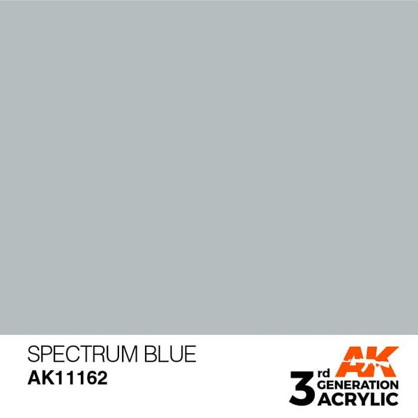 AK Interactive 3rd Gen Spectrum Blue 17ml - Hobby Heaven