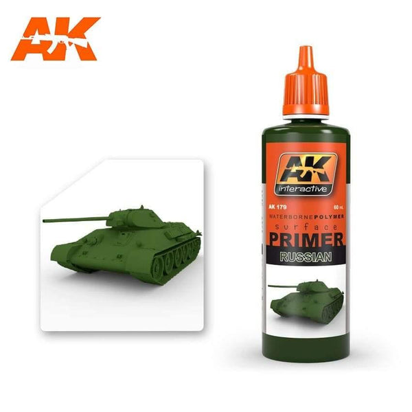 AK Interactive Russian Primer 60ml - Hobby Heaven
