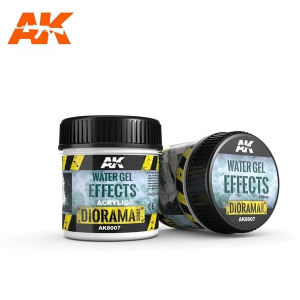 AK Interactive Water Gel Effects 100ml Diorama Effects - Hobby Heaven