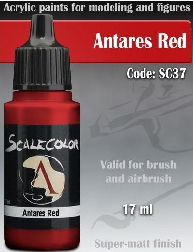Scale75 Scalecolor Antares Red SC-37 - Hobby Heaven
