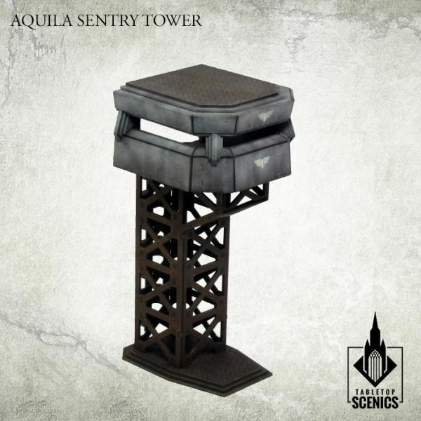 Tabletop Scenics Aquila Sentry Tower KRTS116 - Hobby Heaven