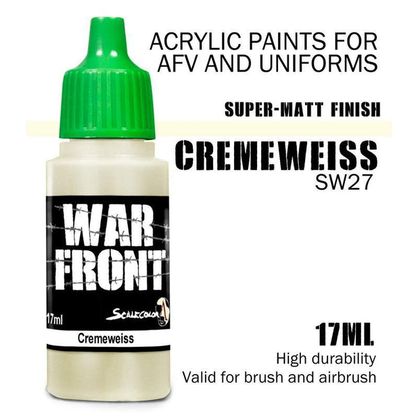Scale75 Warfront Cremeweiss 44 SW-27 - Hobby Heaven