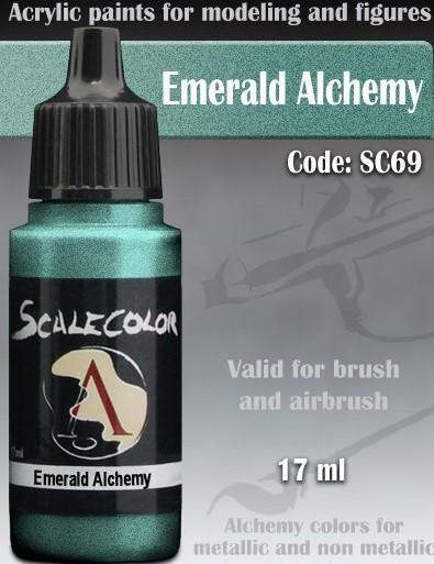 Scale75 Metal And Alchemy Emerald Alchemy SC-69 - Hobby Heaven