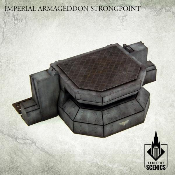 Tabletop Scenics Imperial Armageddon Strongpoint KRTS111 - Hobby Heaven