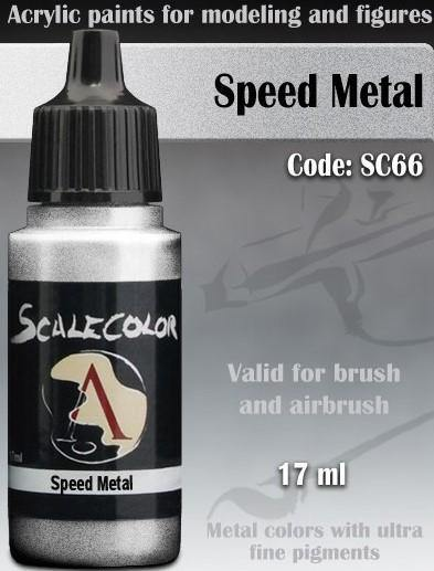 Scale75 Metal And Alchemy Speed Metal SC-66 - Hobby Heaven
