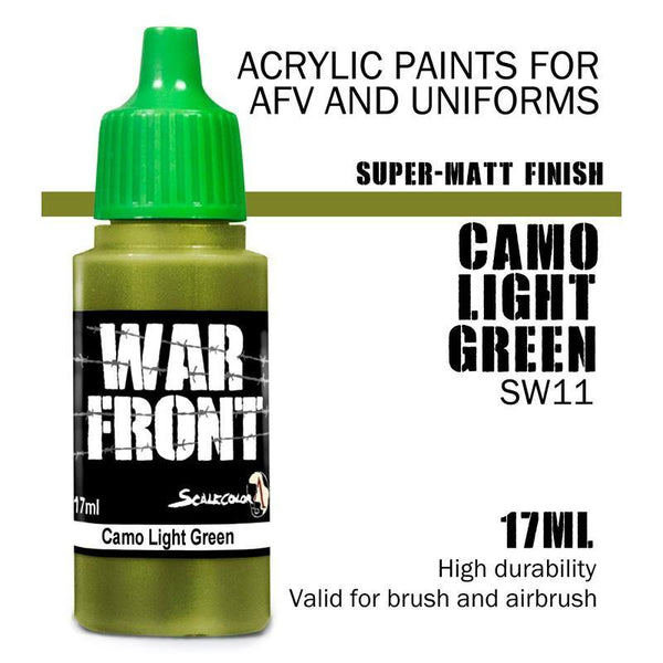 Scale75 Warfront SS Camo Light Green SW-11 - Hobby Heaven