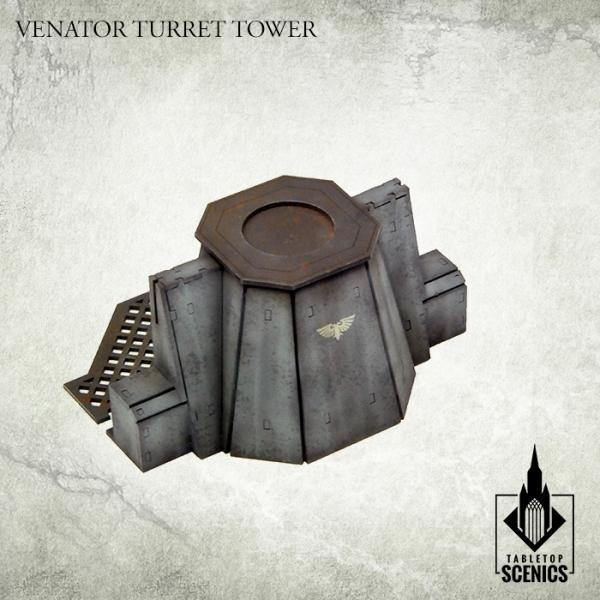 Tabletop Scenics Venator Turret Tower KRTS113 - Hobby Heaven