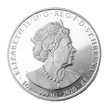 Load image into Gallery viewer, 2020 #nhsheroes 1oz Silver coin