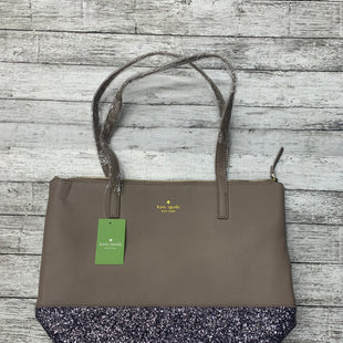 Primary Photo - BRAND: KATE SPADE STYLE: HANDBAG DESIGNER COLOR: TAUPE SIZE: MEDIUM OTHER INFO: NEW! RT $380 SKU: 126-3290-78517