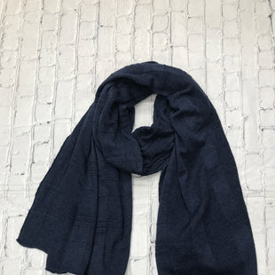 Primary Photo - BRAND: NORDSTROM STYLE: SCARF COLOR: NAVY SKU: 126-4493-1684