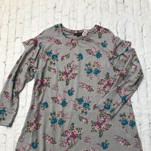 Primary Photo - BRAND: LANE BRYANT STYLE: TOP LONG SLEEVE COLOR: FLORAL SIZE: 18 SKU: 126-2092-182340