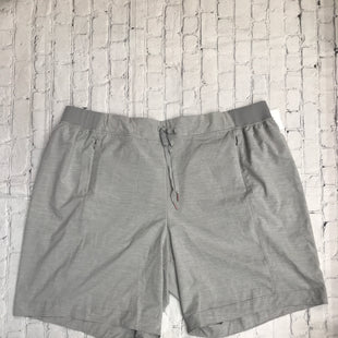 Primary Photo - BRAND: CALIA STYLE: ATHLETIC SHORTS COLOR: GREY SIZE: 3X OTHER INFO: NEW! SKU: 126-2092-178911