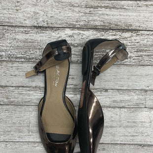 Primary Photo - BRAND: KENNETH COLE REACTION STYLE: SANDALS COLOR: PEWTER SIZE: 7.5 SKU: 126-3290-76358