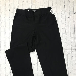 Primary Photo - BRAND: EILEEN FISHER STYLE: PANTS COLOR: BLACK SIZE: L SKU: 126-4493-1689